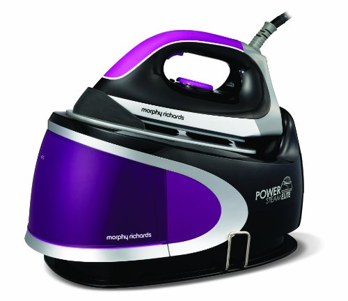 morphy-richards-power-steam-elite-42223-pressurised-steam-generator-2-l-plum