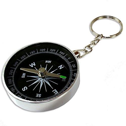 (Kompass Schlüsselanhänger, 1 Stk)