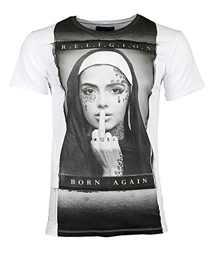 Religion Herren T-Shirt Born Again-M