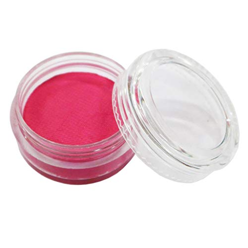 FLAMEER Ungiftige Gesichts Face Body Paints Pigmente Für Make Fancy Party - Rosa