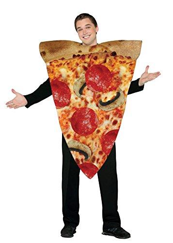 Stück-Pizza-Kostüm für (Erwachsene Für Kostüme Pizza)