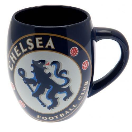 Offizielles Fußball Team Tee Wanne Becher Keramik, Chelsea FC Bridge-becher