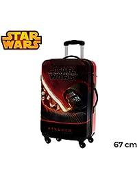 MWS3070 4641551 Trolley rígida en ABS de Star Wars 67x42x24 cm