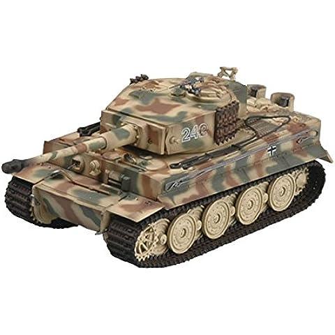 Easy Model 36221  - Tigre 1 (producción tardía) Pesado Panzer SS Batallón 102 de 1944, Normandía, Tiger 242