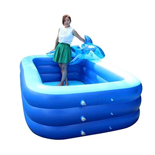 Ren Chang Jia Shi Pin Firm Bañera Inflable Bañera Piscina Hinchable Bañera para Adultos...