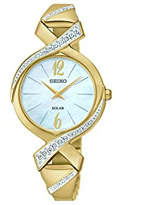 Seiko Damas Watch Solar Reloj SUP266P1 de Seiko_SeikoOnly