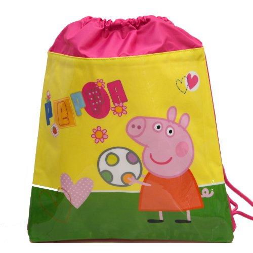 Peppa Pig zainetto vela - sacca sport novità