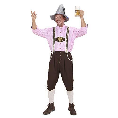 Widmann - Erwachsenenkostüm Seppl (Oktoberfest Kostüm Herren)