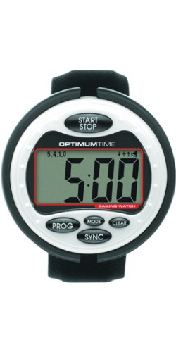 Optimum Time OS Series 3 Sailing Watch WHITE 310