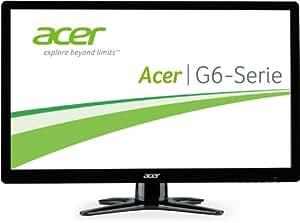 Acer G226HQLBbid 54,7 cm (21,5 Zoll) Monitor (VGA, DVI, HDMI, 5ms Reaktionszeit) schwarz