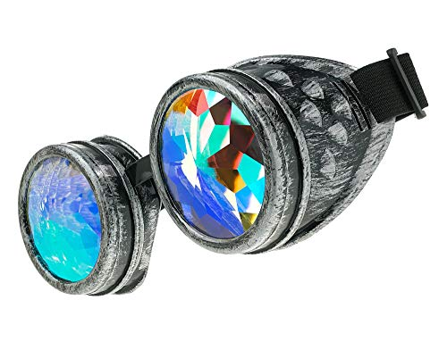 MFAZ Morefaz Ltd Welding Cyber Goggles Led Lamp Steampunk for sale  Delivered anywhere in Ireland