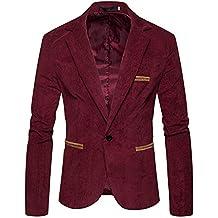 Suchergebnis auf für: Yorn Herren Anzug Sakko