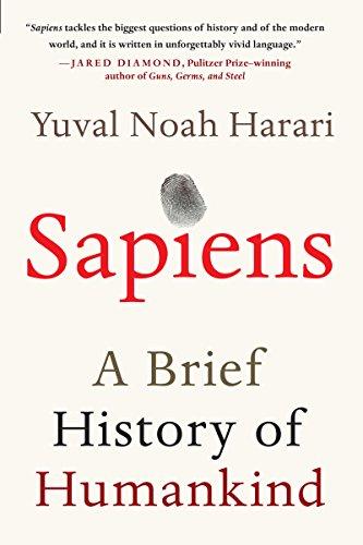 Sapiens: A Brief History of Humankind von Yuval Noah Harari