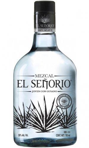 Mezcal El Senorio Joven 750ml