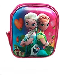 Newest Imported 3D Embossed Design Cute Cartoon Printed Sling Bag For Kids Picnic/outdoor Adventure