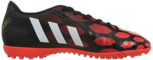 adidas Predito Instinct Tf, Chaussures de football homme Noir (Noiess/Blaess/Rousol)