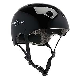 ProTec Classic Cycling Helmet, Helm Classic, black, XS(52-54 cm)