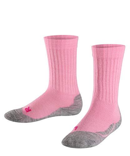 FALKE Kinder Active Warm K SO Socken, Rosa (Flamingo 8527), 31-34