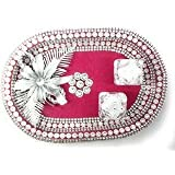 Smart Creations Ring Platter For Wedding/Engagement / Ring Ceremony/Ring Holder/Tray - B079Q25NWX