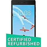 (CERTIFIED REFURBISHED) Lenovo Tab7 7304F Tablet (7 inch, 8GB, Wi-Fi Only), Slate Black