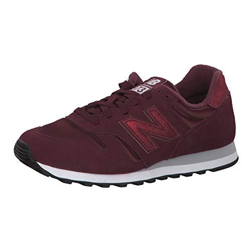 New Balance Damen Sneaker 373 658681-50 Burgundy 35