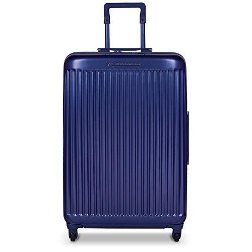 Piquadro BV3204PC/BLU Trolley, 74 cm, Blu