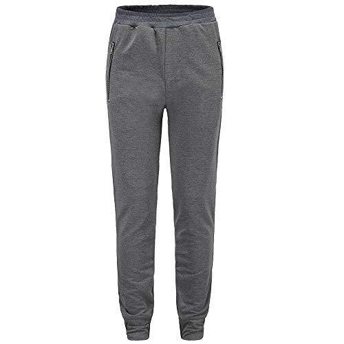 ZARLLE_Pantalones Pantalones Chandal Hombre, Hombre Invierno termicas Originales de Otoñal, Pantalones termicos...