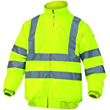 Deltaplus 5426012 Reno-Hv Gilets Panoply Taille L,-Jaune Fluo