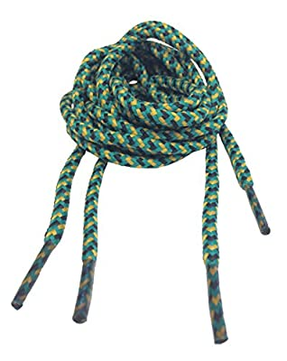 Big Laces Round Strong Hiking Boot Laces - 110cm to 210cm : everything five pounds (or less!)