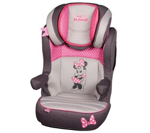 Nania Disney - R-Way SP Luxe Miss Minnie - Seggiolino per auto di gruppo 2/3
