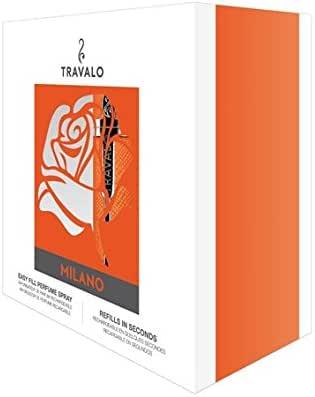 Travalo Perfume Atomiser Milano Flower