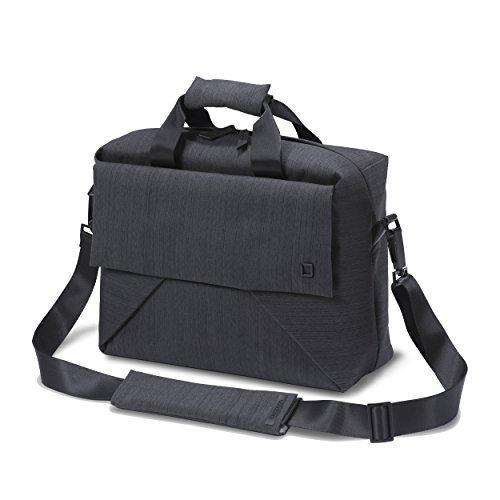 """DICOTA Code 15-17 (für Notebooks bis 43,2 cm) Notebooktasche mit 10"""" Tablet-Fach / schwarz"""