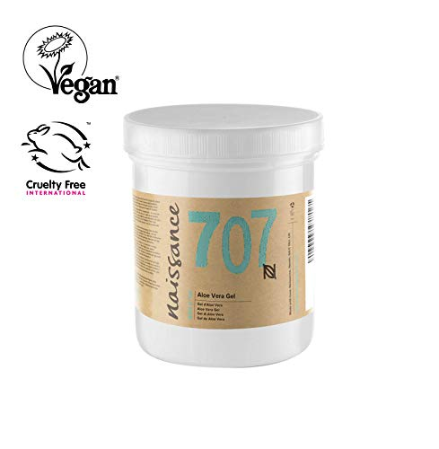 Naissance Aloe Vera Gel (Nr. 707) 1000g (1kg)