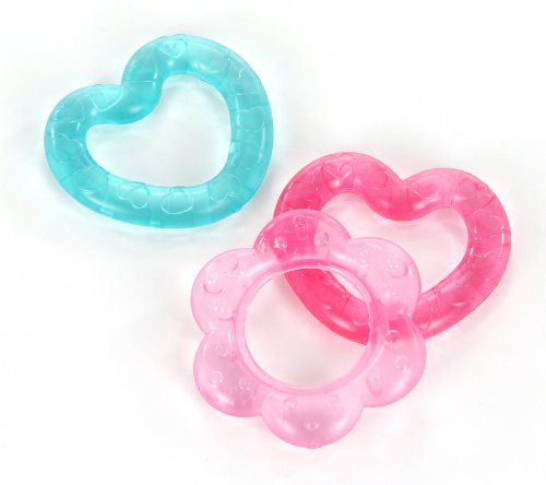 Bright Starts Teether, Pretty in Pink