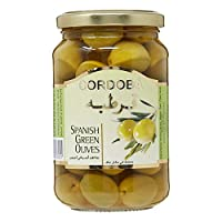 ‏‪Cordoba Plain Green Olives - 200 gm‬‏