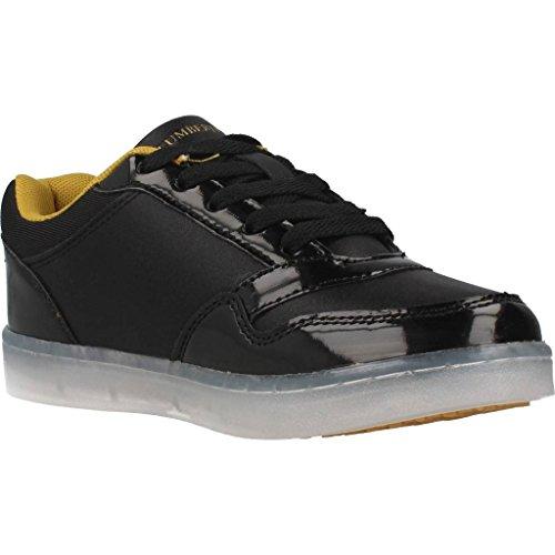 Calzature sportive bambino, colore Nero , marca LUMBERJACK, modello Calzature Sportive Bambino LUMBERJACK GLOW. Nero Nero
