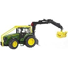 Bruder 03053 - Tractor John Deere 7930 con pala trasera