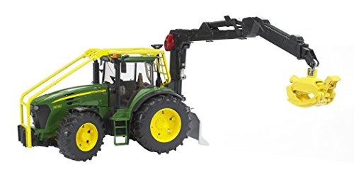 Bruder 03053 - John Deere 7930 Forsttraktor - John Deere Harvester