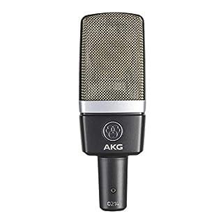 C214 Professional large-diaphragm condenser microphone