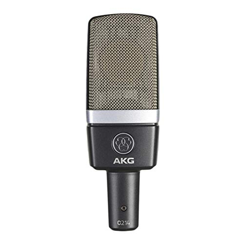 AKG C214 Grande - microfono a membrana grande