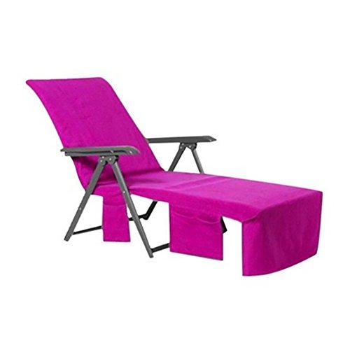 Zantec 210 * 73 cm Lounger Mate Strandtuch Super Weiche Sonnenliege Bett Urlaub Garten Lounge...