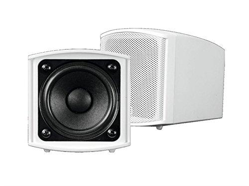 Lautsprecher OMNITRONIC od-2(Paar) weiß [11036901]