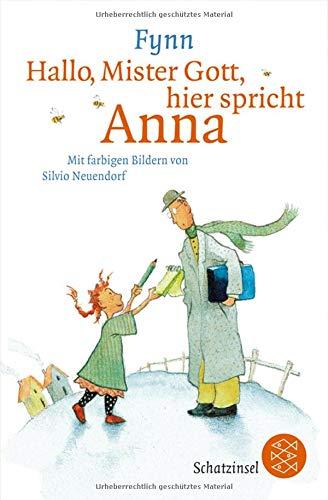 Hallo, Mister Gott, hier spricht Anna - Kinder Buch Für Bugs über