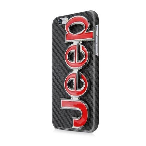 iPhone 5/5S/SE coque, Bretfly Nelson® JOHN DEERE LOGO Série Plastique Snap-On coque Peau Cover pour iPhone 5/5S/SE KOOHOFD917840 JEEP LOGO - 021