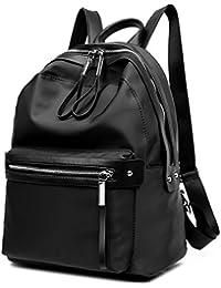 730869392f Flada ragazza pu Zaini in pelle per ragazze adolescenti borse scuola moda  casual Zainetto nero