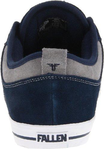 Fallen Clipper Se-M, Baskets mode homme Blue/Cement