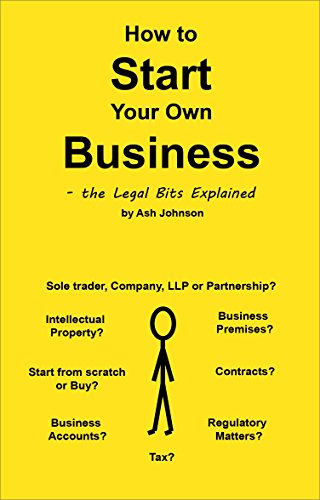 Start Your Own Business Pdf