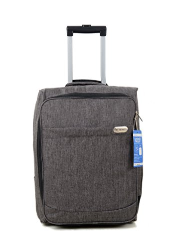 Cabin Bag Trolley  Wheels Hand Luggage Flight
