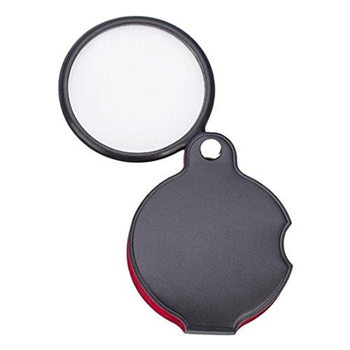 Falten Schmuck Lupe 8x50mm High Definition Optisches Glas Für Lesen Uhr Reparatur Glas Lupe