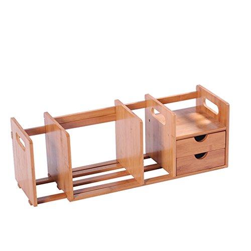 Bürobedarf Schreibtisch Aufbewahrungsboxen Schublade Racks kreative Bücherregal Datei Informationen Racks Schreibwaren Racks Massivholz (Datei Rack Für Die Schublade)